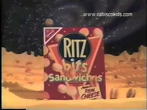 Download Ritz Bits Sandwiches; Cheese and Peanut Butter
