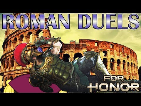ROMAN Duels 1