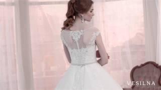 Свадебное платье 2016 года от VESILNA™ модель 3073