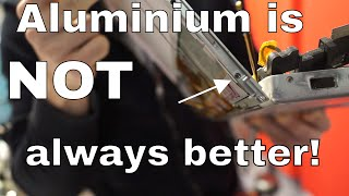"""Mythbusted: """"It's a more durable laptop because it's made of aluminium"""""""
