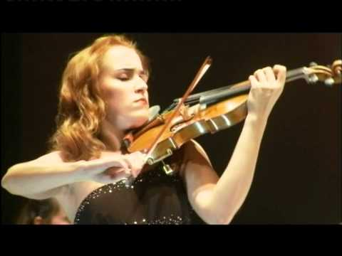 Marianna Vasileva - 1st Prize winner Violin Competition Sion Valais 2011 - part I