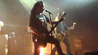 """Carcass - """"Incarnated Solvent Abuse"""" Death Crusher Tour 2015"""