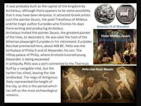 Greek Armenian archaeological Sites.wmv