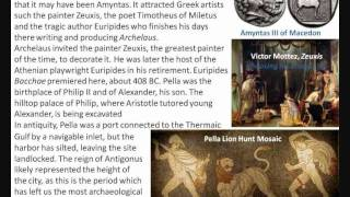 Greek Armenian archaeological Sites.wmv