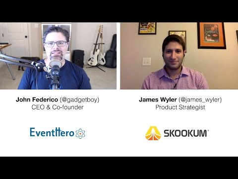 The #EventTech Podcast: James Wyler, Skookum
