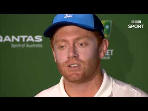 'I was expecting a handshake!' - Bancroft & Bairstow on that 'headbutt'