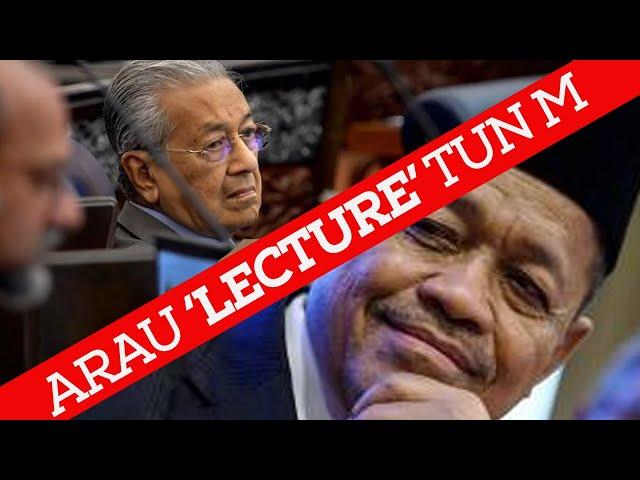 SANGATLAH PADU - Panjang Betul Arau 'BASUH' Tun M - KelantanTV