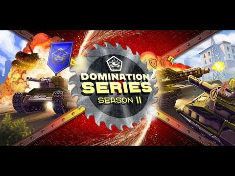 Domination Series II | Peppers VS Knights - Group F
