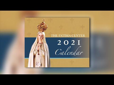 The Fatima Center's 2021 Calendar!