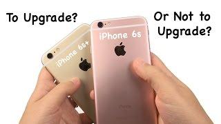 Apple iPhone 6s Plus vs iPhone 6s