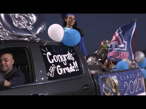Graduation Parade - Andrada Polytechnic High School and Pantano High School