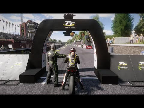 Isle of Man TT - The Game | Something New! First play