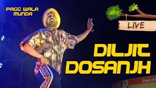 Pagg Wala Munda    Diljit Dosanjh Live in Concert    Mumbai 2020