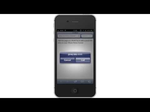 How to Set Speed Dial on iPhone and iPad