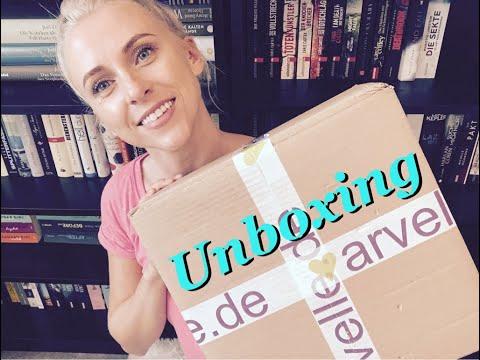 arvelle-unpacking-|-mai-2020-|-wahnsinns-bücher!-|-secretofthebooks