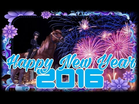 Happy New Year Star Stable 2016