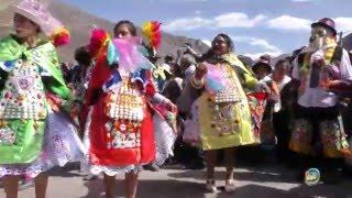 Chonguinada  Cochas Bajo   2016 - Tarma Peru