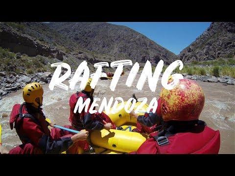 Mendoza - GoPro rafting adventure