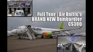 Singapore Airshow 2018 : Full Tour | Air Baltic
