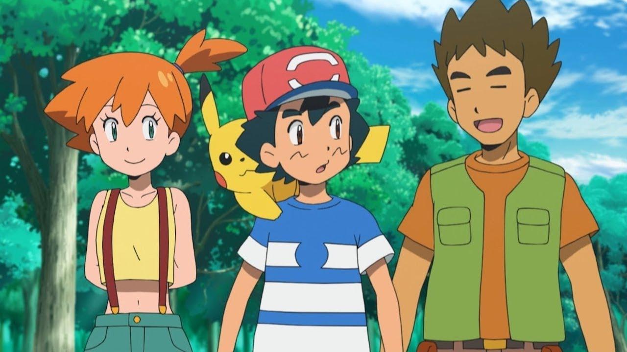 Pokemon misty images