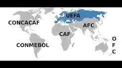 Weg nach Russland - WM-Qualifikation 2018 Europa (UEFA)