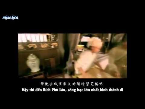 [Vietsub][Fanmade] Hoa Tư Dẫn - Oanh Ca vs Dung Viên vs Dung Tầm - Thập Tam Nguyệt