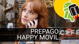 Nuevas tarifas de tarjeta prepago de Happy Móvil