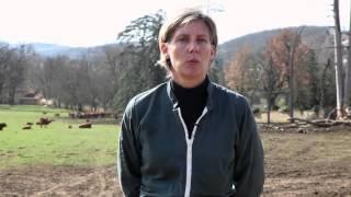 Véronique, éleveur à Brignais (Rhône)