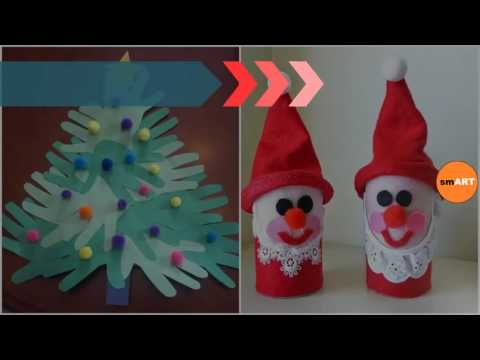 Quick And Easy Christmas Crafts Easy And Cheap Diy Christmas