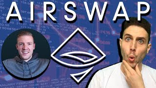Is AirSwap AST the Binance Killer? AST hires CryptoBobby, meets with Citi Bank!