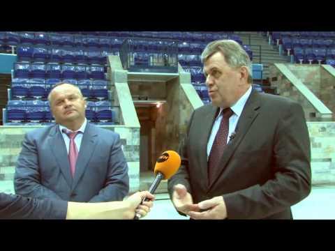 Реконструкция спорткомплекса «Полет» в Рыбинске завершится к Дню города