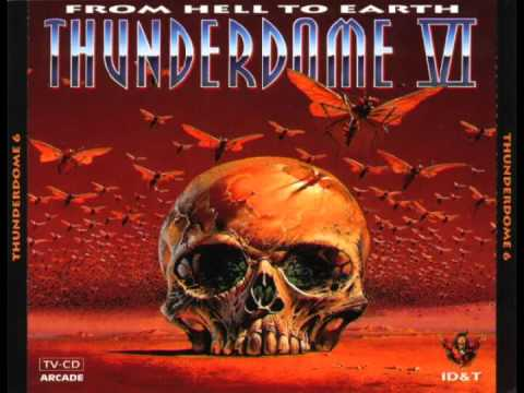 Thunderdome 6 (1994) - CD1 Track 9 - Ilsa Gold 3 - Four Blond Nons