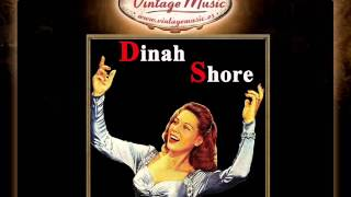 DINAH SHORE CD Vintage Vocal Jazz. Melody Of Love , Nice Work If You Can Get It , Easy To Love