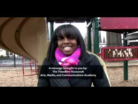 Slide Into Success - Award Winner 2011 - Roosevelt Senior High School
