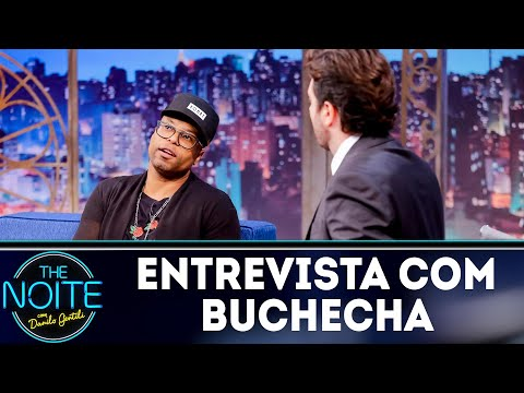 Entrevista com Buchecha | The Noite (16/08/18)