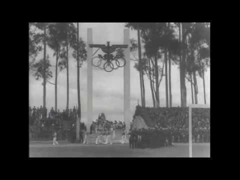 Primeros Juegos Deportivos Bolivarianos. IV centenario de Bogotá