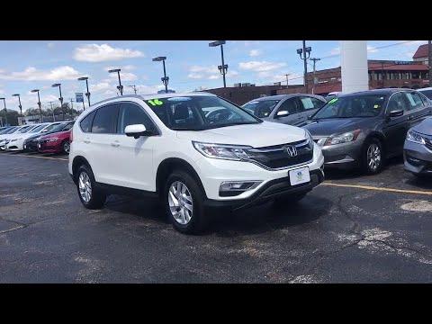 2016 Honda CR-V near me Elmhurst, Carol Stream, Bloomingdale, Itasca, Hinsdale, IL 90619A