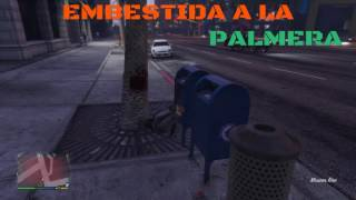 11 EMBESTIDA PS4 GTA V