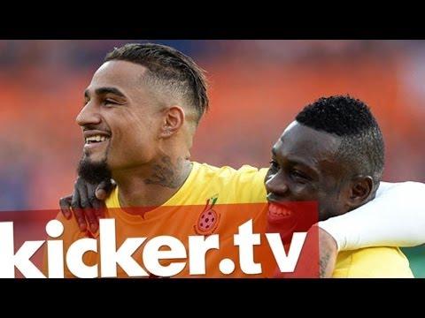 """WM - Asamoah Gyan: """"USA kommt, um Rache zu nehmen"""" - kicker.tv"""