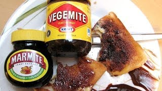 Marmite vs Vegemite last Chance