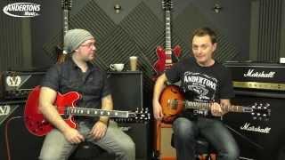 Gibson 2015 Semi Acoustic Memphis Guitars