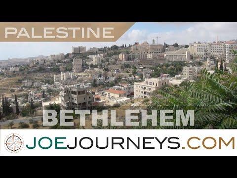Bethlehem - Palestine   | Joe Journeys