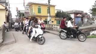 đám cưới nghèo nhất Nam Dịnh  QUANG VINH  THAO VAN .