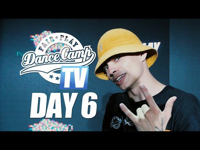 Fair Play Dance Camp 2019  | Day 6 [FAIR PLAY TV]