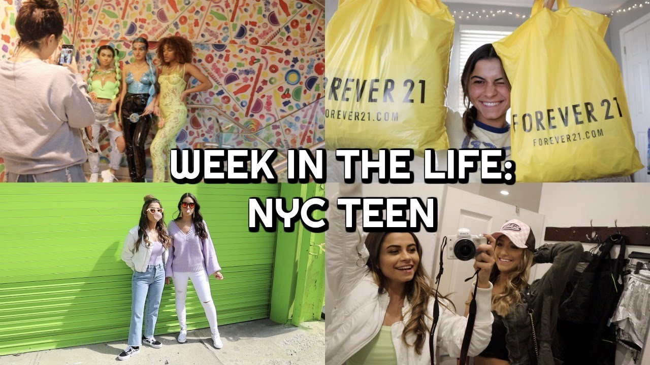 WEEKLY VLOG: Parties, Work, Shopping – Shopping time