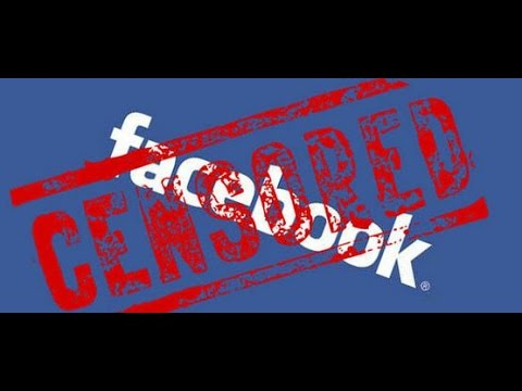FACEBOOK BLOCKS USER FOR 12 HOURS FOR MAKING FUN OF GOVERNMENT AGENCY.