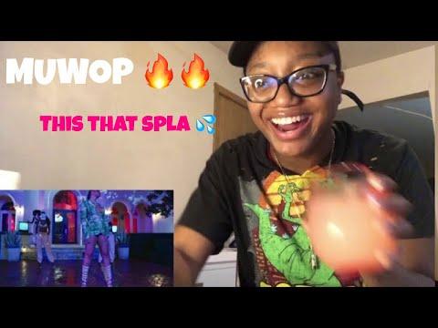 Mulatto - Muwop ft Gucci Mane ( Official Music Video REACTION ‼️) 🔥