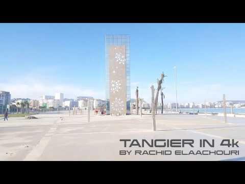 TANGIER IN 4k  MOROCCAN CITY  BY RACHID ELAACHOURI (4k video #01)