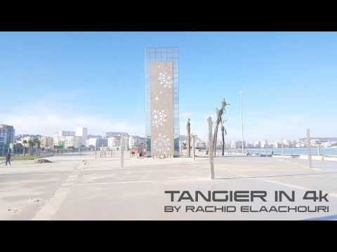 TANGIER IN 4k  MOROCCAN CITY  BY RACHID ELAACHOURI (4k video #01)