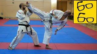 Косики каратэ с Олегом Эстоном — полноконтактное жесткое каратэ, близкое к уличному бою